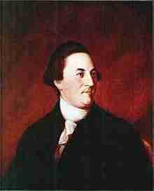 William Paca – Continental Congressman – Maryland