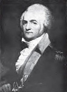 Winthrop Sargent – Continental Army Officer – Massachusetts