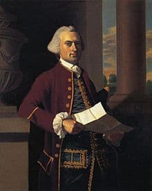 Woodbury Langdon – Continental Congressman – New Hampshire