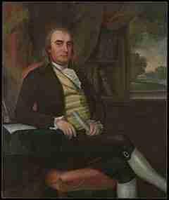 John Davenport – Continental Army Staff Officer