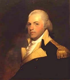 Henry Lee III – Continental Army Officer – Virginia