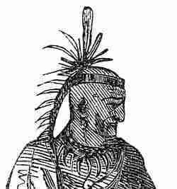 Cornstalk – Native American