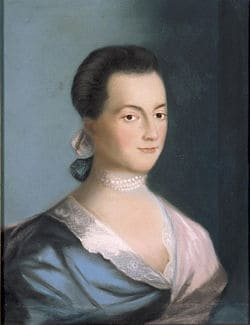 Abigail Adams – Women in the American Revolution