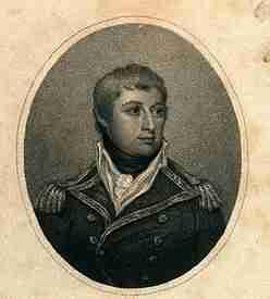Courtenay Boyle of the British Royal Navy