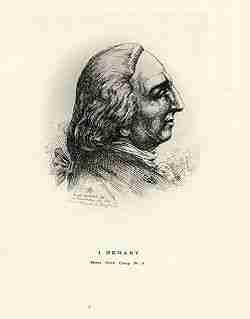 John De Hart – Continental Congressman – New Jersey