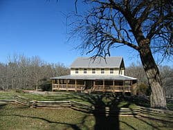 Musgrove Mill State Historic Site