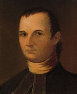 Samuel Kirkland – Clergy