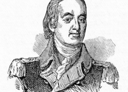 William Alexander, Lord Stirling – Continental Army Officer – New Jersey