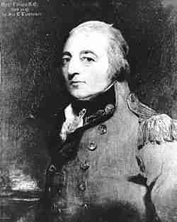 William Twiss – British Military Personnel
