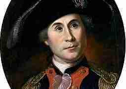John Paul Jones – Continental Navy Officer
