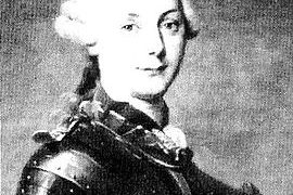 Marquis de Bussy-Castelnau – French Military Personnel