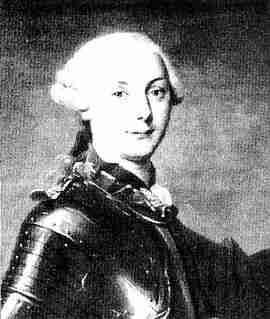 Marquis de Bussy-Castelnau – French Military Personnel