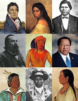 Choctaw Portraits