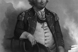 Israel Putnam – Continental Army Officer - Connecticut