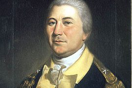 James Mitchell Varnum – Continental Army Officer – Rhode Island
