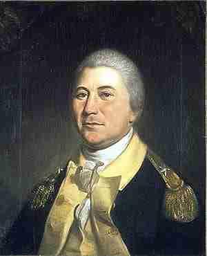 James Mitchell Varnum – Continental Congressman – Rhode Island