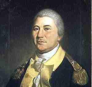 James Mitchell Varnum – Continental Army General