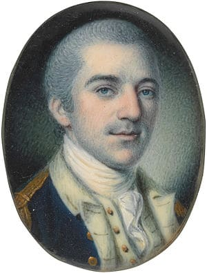 John Laurens – Continental Army Staff Officer