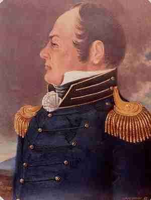 Joseph Martin – American Militia General