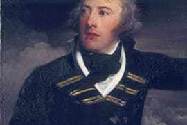 Joseph Sydney Yorke of the British Royal Navy