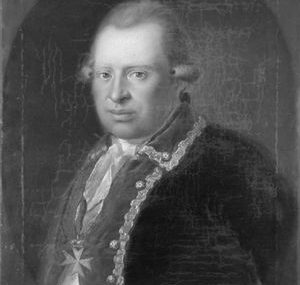 Ludwig von Wurmb – German Military Personnel