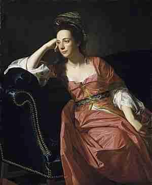 Margaret Kemble Gage – Spies