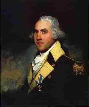 Peter Gansevoort – American Militia General