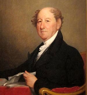Rufus King – Continental Congressman – Massachusetts