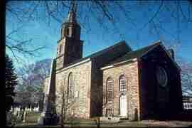 Saint Paul's Church National Historic Site