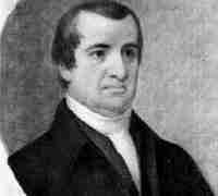 Abraham Clark – Continental Congressman – New Jersey