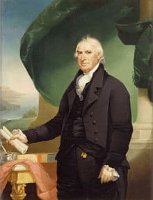 George Clinton – Continental Army Officer – New York