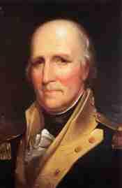 George Rogers Clark – American Militia General
