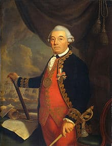Johan Zoutman – Dutch Military Officer