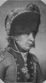 Johann Ewald – German Military Personnel