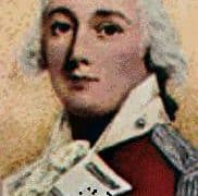 John Pitcairn of the British Royal Navy