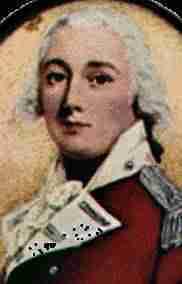 John Pitcairn of the British Royal Navy