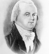 Joseph Anderson – Continental Army Officer – New Jersey