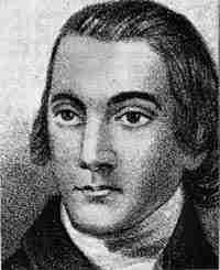 Lyman Hall – Continental Congressman – Georgia