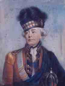 John Small – British Military Personnel