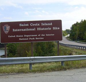 Saint Croix Island International Historic Site