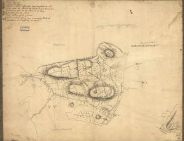 Map - 1775 – Battle of Bunker Hill