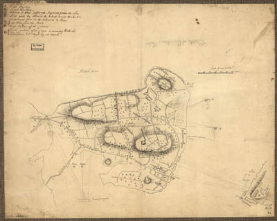 Map - 1775 – Battle of Bunker Hill