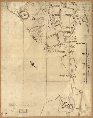 Map - 1775 – Boston South West Part No. 25
