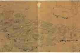 Map - 1780 - Plan de la ville, du Port, et da la rade de Newport et Rhode Island