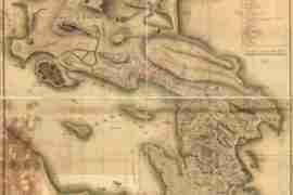 Map - 1780 – Plan de la Position de l'armee Francoise Autour de Newport