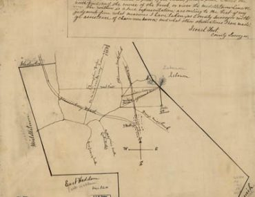 Map - 1765 – Colchester