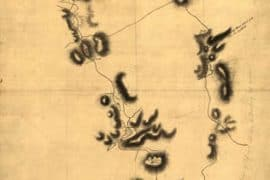 Map - 1777 – Gov. Tryon's Expedition to Danbury