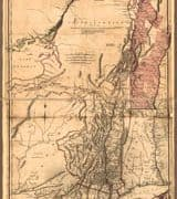 Map - 1768 – The Provinces of New York and New Jersey