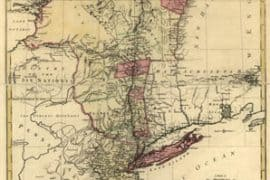 Map - 1777 – A Map of the Provinces of New York and New Jersey