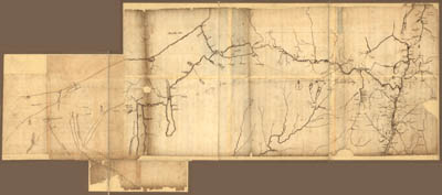 Map - Northwest Parts of New York